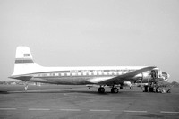 Trans Arabia Airways Douglas DC-6B 9K-ABA